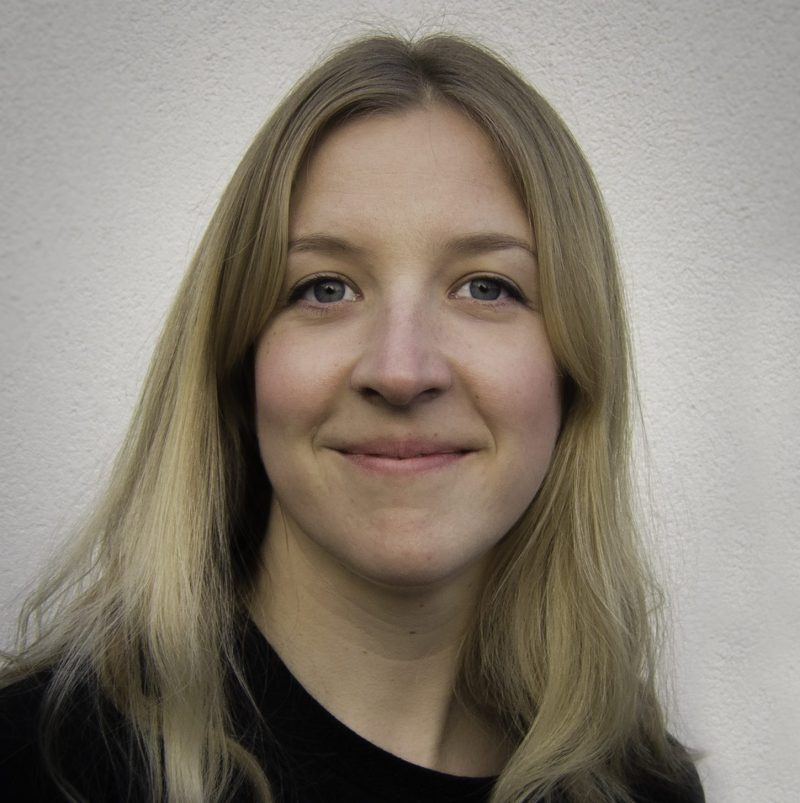 Becky Claydon portrait